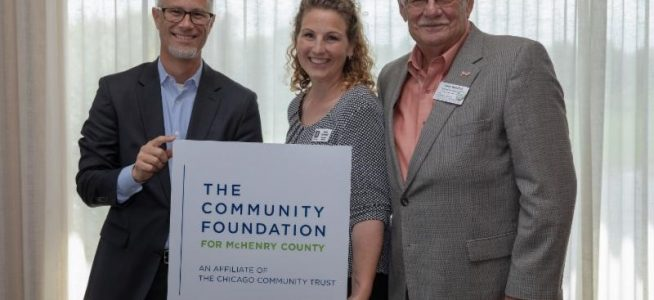 SCVN Receives a Grant from The Community Foundation of McHenry County