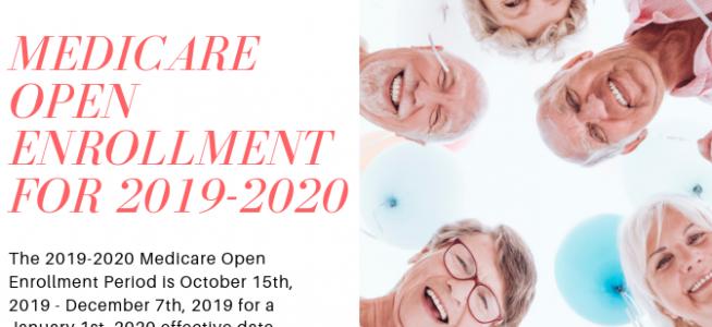 It's Medicare Open Enrollment